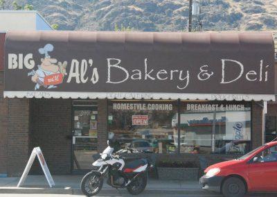 Big Al's Bakery and Deli Shop